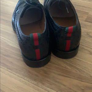 Men's  Gucci dress shoe.